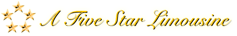 A Five Star Limousine Service Denver Logo